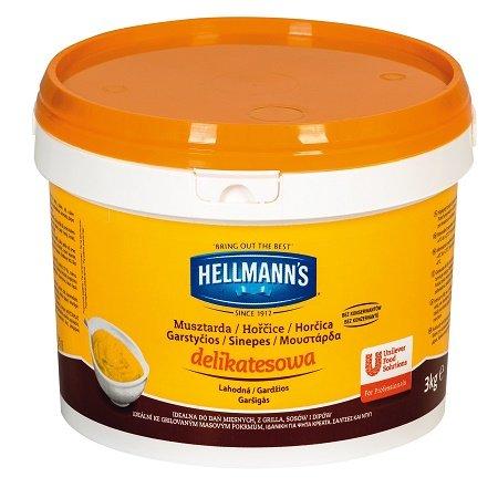 Hellmann's Garstyčios 3 kg