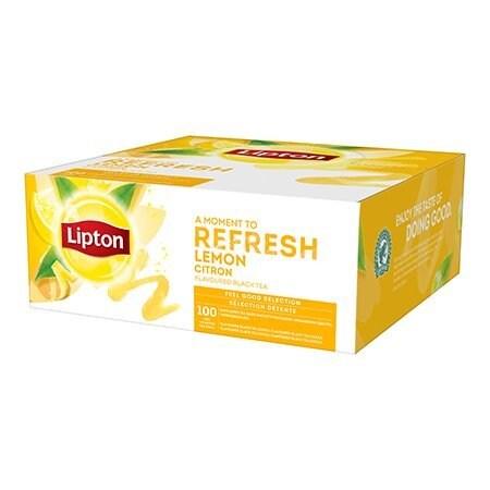 Melnā aromatizētā tēja ar citronu miziņām -