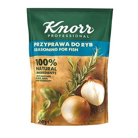 Knorr 100% Natural garšviela zivīm 250g -