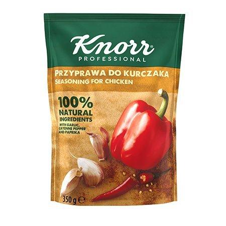 Knorr 100% Natural garšviela vistai 350g -