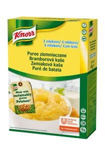 Knorr Bulvių košė su pienu 4 kg