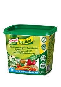 Knorr Delikat Universalūs Prieskoniai 1 kg -