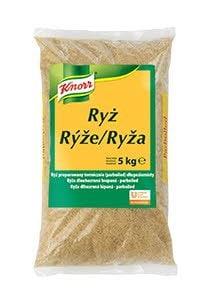 Knorr Ilgagrūdžiai Ryžiai 5 kg -