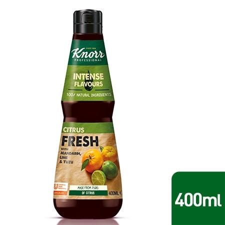 Knorr Professional Citrusinių Augalų Esencija 0,4 l