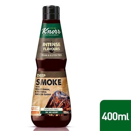 Knorr Professional Kūpinājuma Esence 0,4 l - Pagatavota no tādām dabīgām izejvielām kā dūmota cukura un ceptiem sīpoliem.