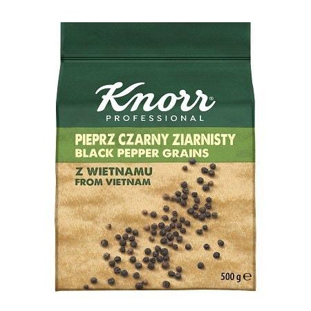 Knorr Professional Juodieji Pipirai (nemalti) iŠ Vietnamo 500G -