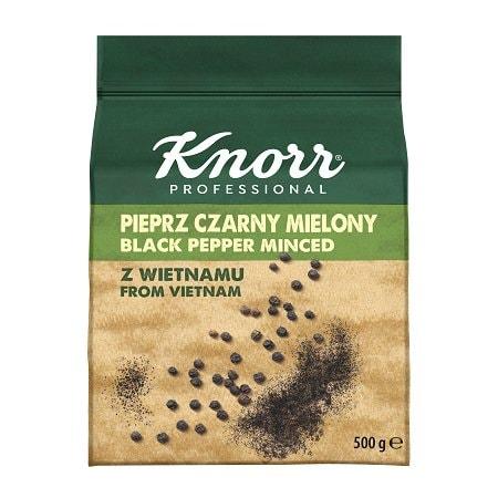 Knorr Professional Melnie Pipari (malti) no Vjetnamas 500G -