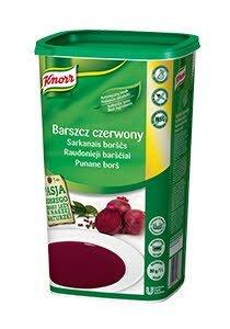 Knorr Raudonieji barščiai 1,4 kg -