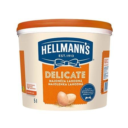 Hellmann's Delicate majonēze -