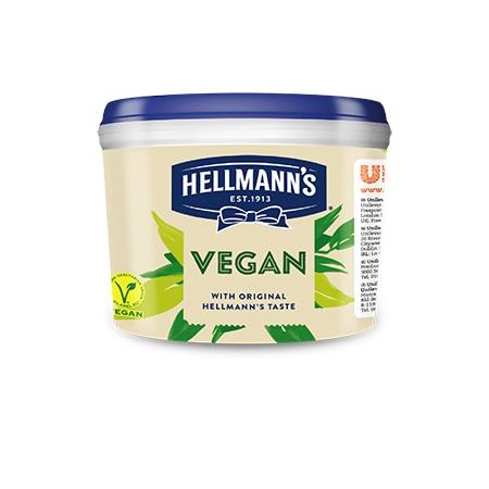 Majonezas Hellmann's Vegan