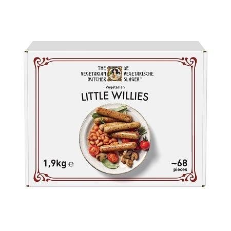 The Vegetarian Butcher Little willies 1x1,9kg (VEGETARIAN) -