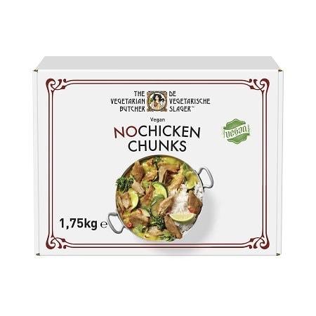 The Vegetarian Butcher No Chicken Chunks1x1,75KG (VEGAN) -